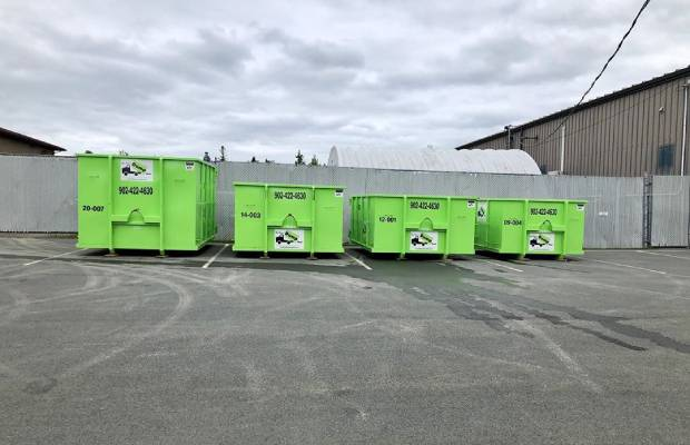 Halifax Bin Rental Comes in Different Dumpster Sizes For Any Waste Disposal Project